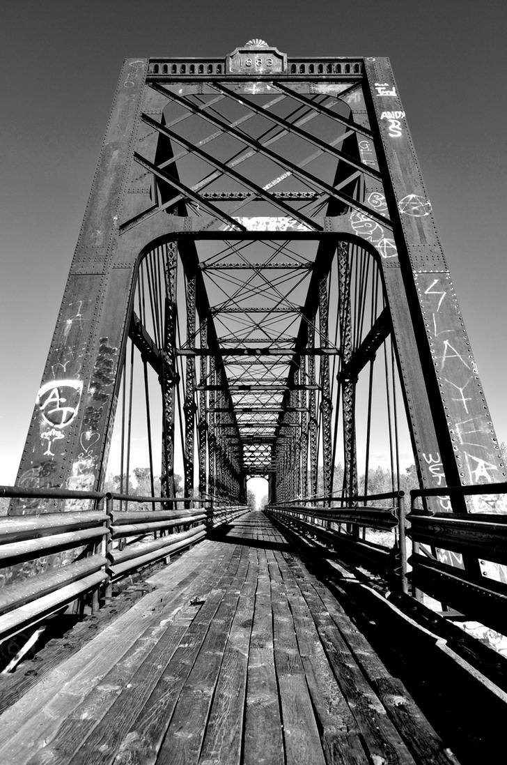 Black Bridge by Nythembra