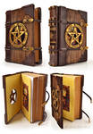 The last one wooden Grimoire...