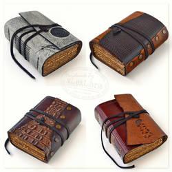 The special traveler journals...