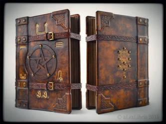 Book of Shadows... by alexlibris999