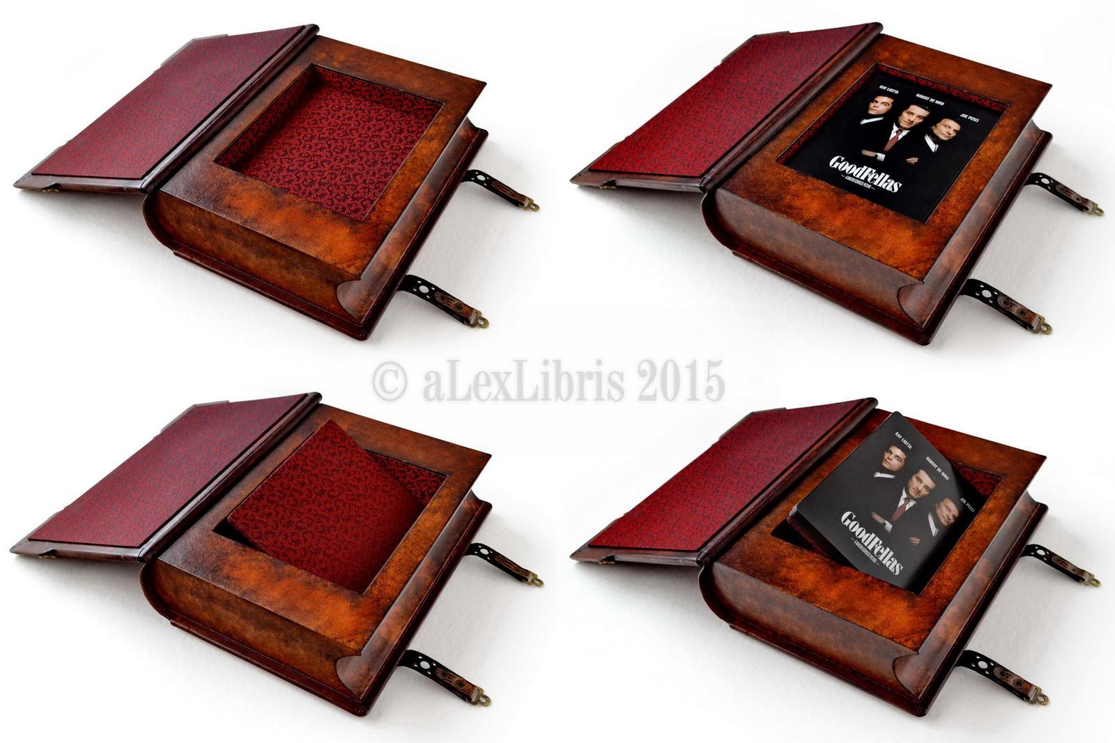 Leather book / box by alexlibris999 on DeviantArt