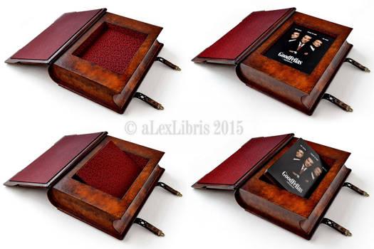 Leather book / box
