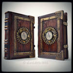 Large Steampunk journal...
