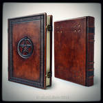 Large Book of Shadows...
