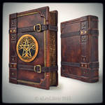 The Great Grimoire, 9.3 x 12.7 inches...
