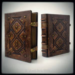 8 x 10.5 leather journal...