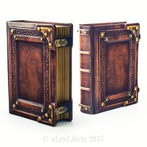 Medieval styled journals...