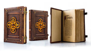 Desiderata leather journal... by alexlibris999