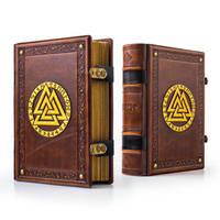 Valknut Leather Journal... by alexlibris999