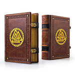 Valknut Leather Journal...