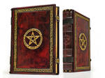 Crimson book of shadows...