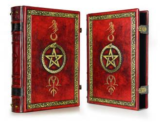 Ouroboros book by alexlibris999