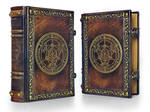 Alchemy leather journal... by alexlibris999