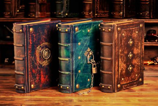 Three journals...