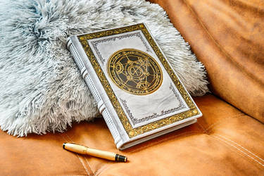 Alchemy journal