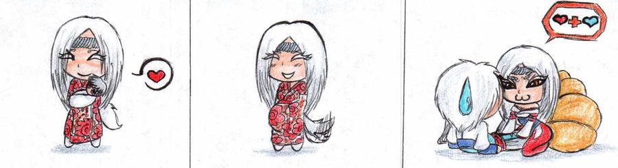 COM: Chibi Love by Ankoku-Sensei