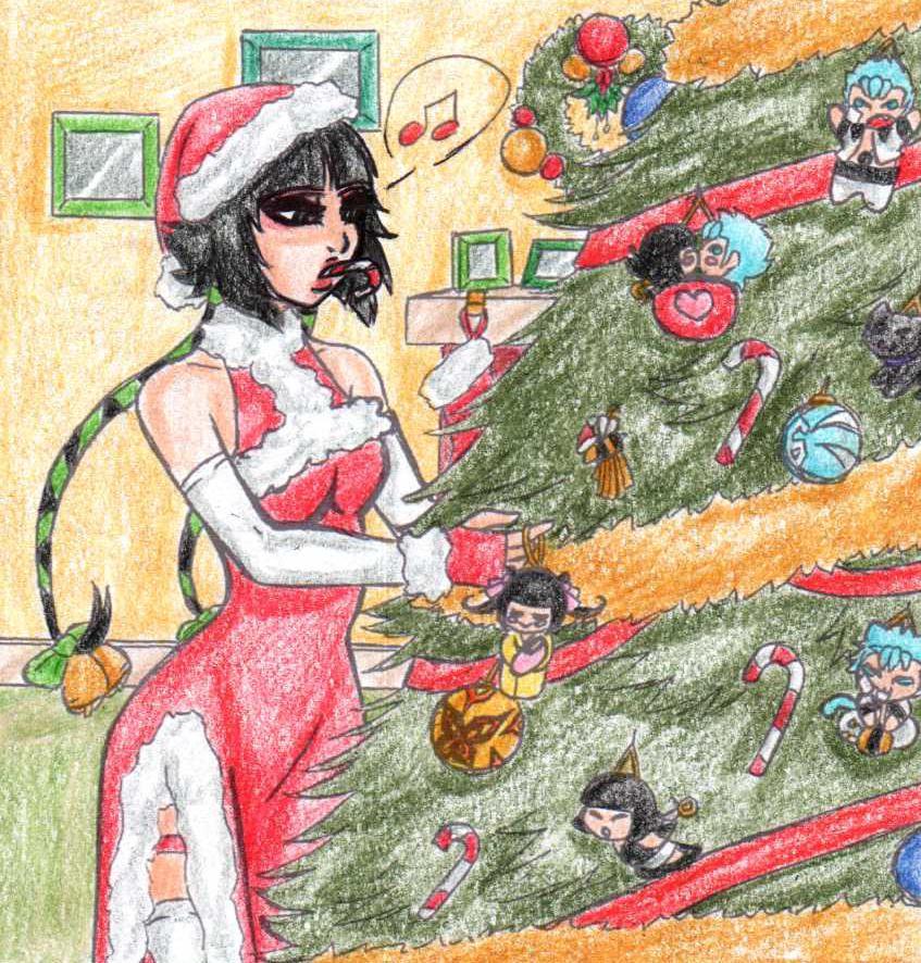The Holidays by Ankoku-Sensei
