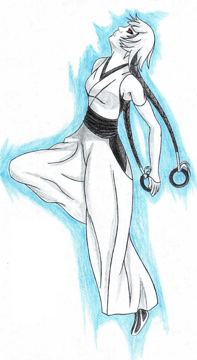 Collab: Shaolin by Ankoku-Sensei