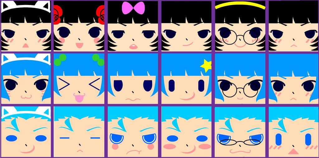 Icon Family by Ankoku-Sensei