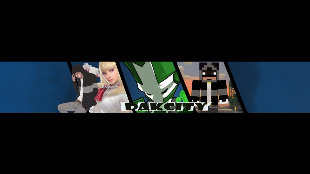 R: DakCity Youtube Banner by Ankoku-Sensei
