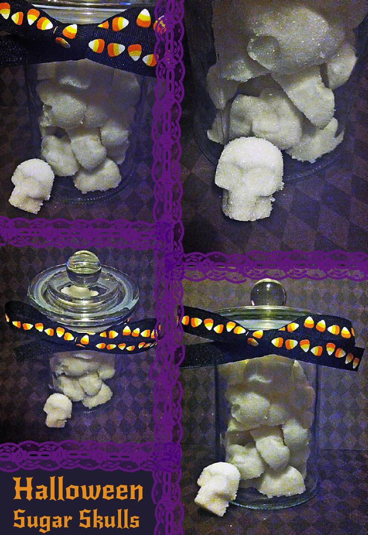 Sugar Skulls by Ankoku-Sensei