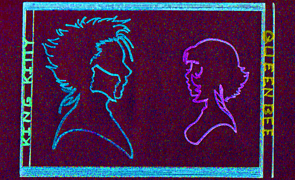 PPC: Neon Silhouette by Ankoku-Sensei