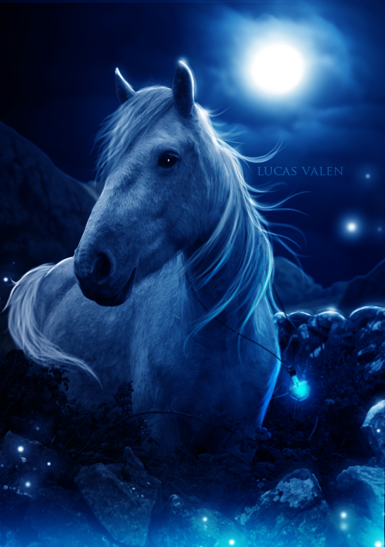White Horse by LucasValencio