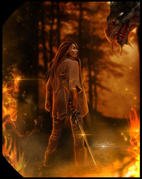 Kingdom of Fire by LucasValencio