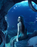 The Mermaid by LucasValencio