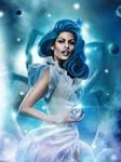 Blue Fairy by LucasValencio