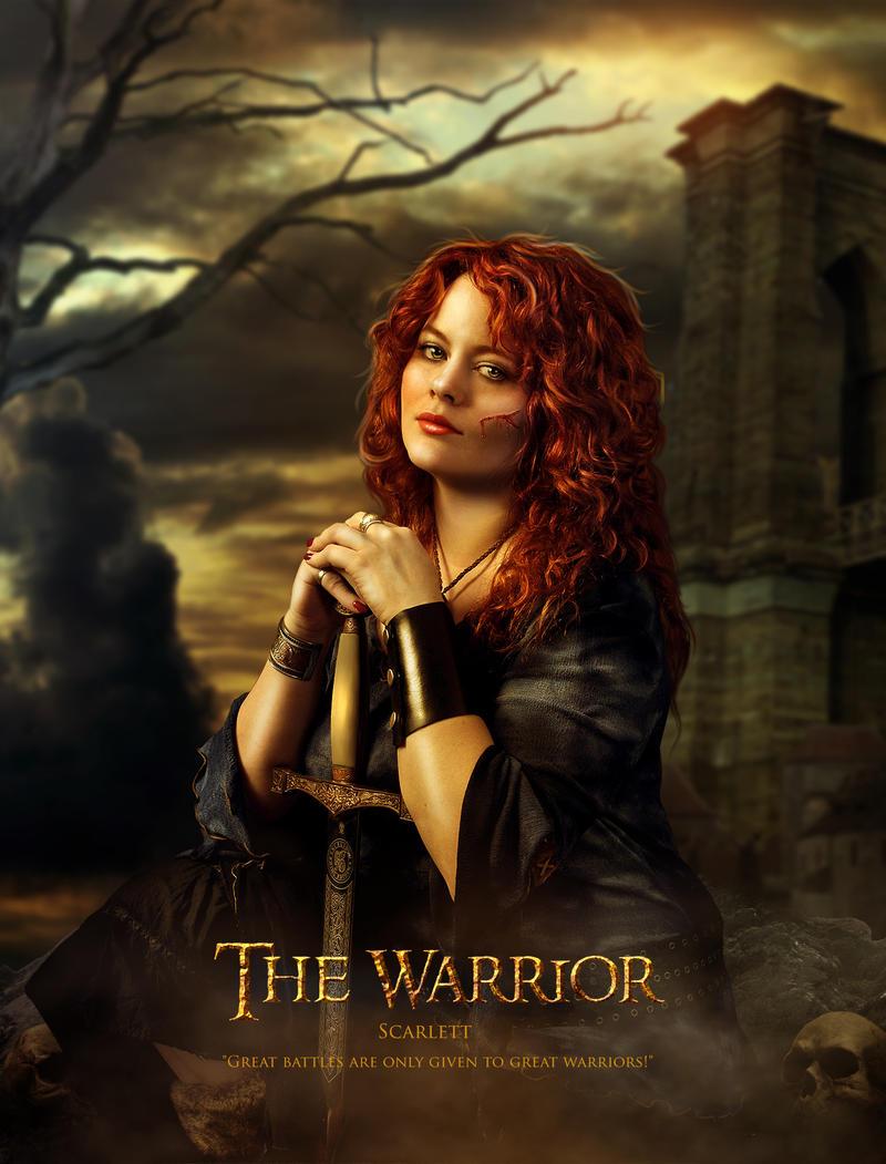 The Warrior by LucasValencio