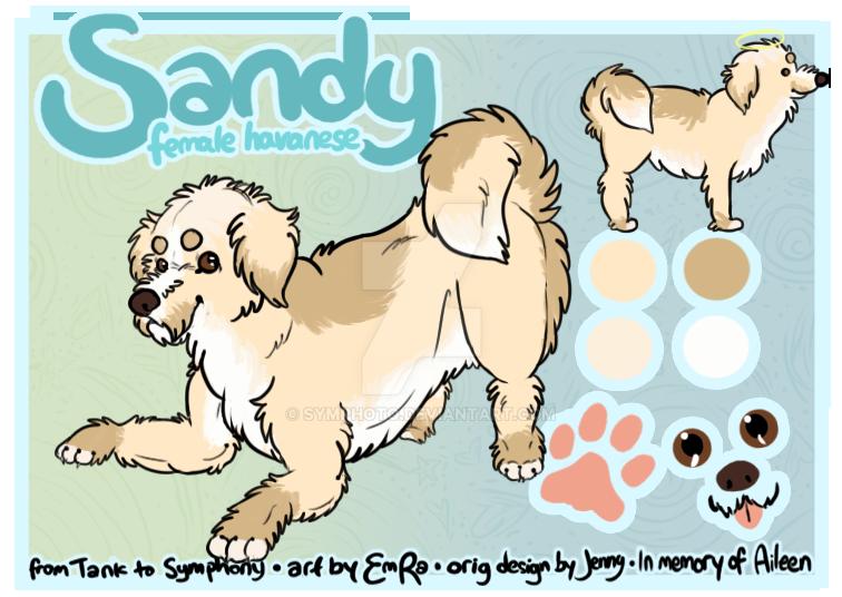 Sandy by Symphoto