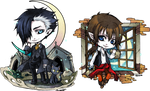 ::chibi for Iris-Uriko-Brief::