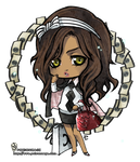 :chibi for TheRealTriplesix: