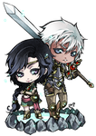 ::chibi for novemberbeetle::