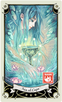 ::Tarot-Minor Arcana-Ace of Cups::