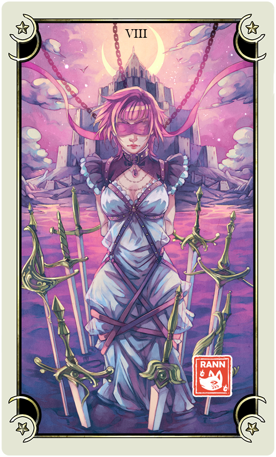 Tarot Deck Project By Rann-poisoncage On DeviantArt