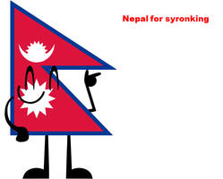 nepal by syronking by dustincolocado