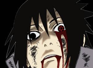 Crazy Sasuke is Crazy