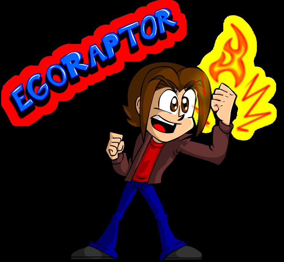 Egoraptor by JeffKyler...