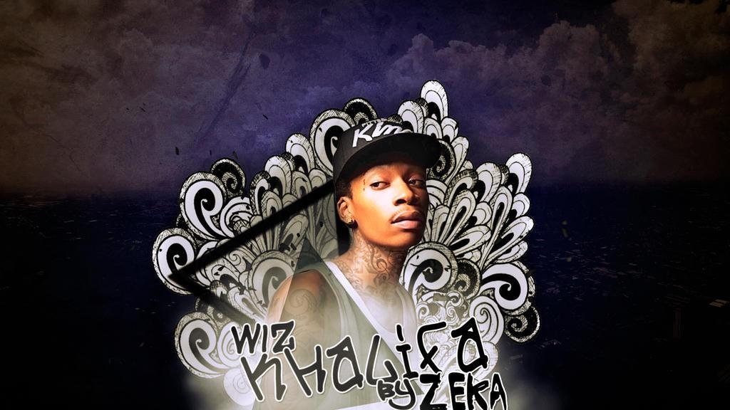 Wiz Khalifa Wallpaper By ZEKA ByZeka
