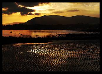Golden Sunset by da-phil