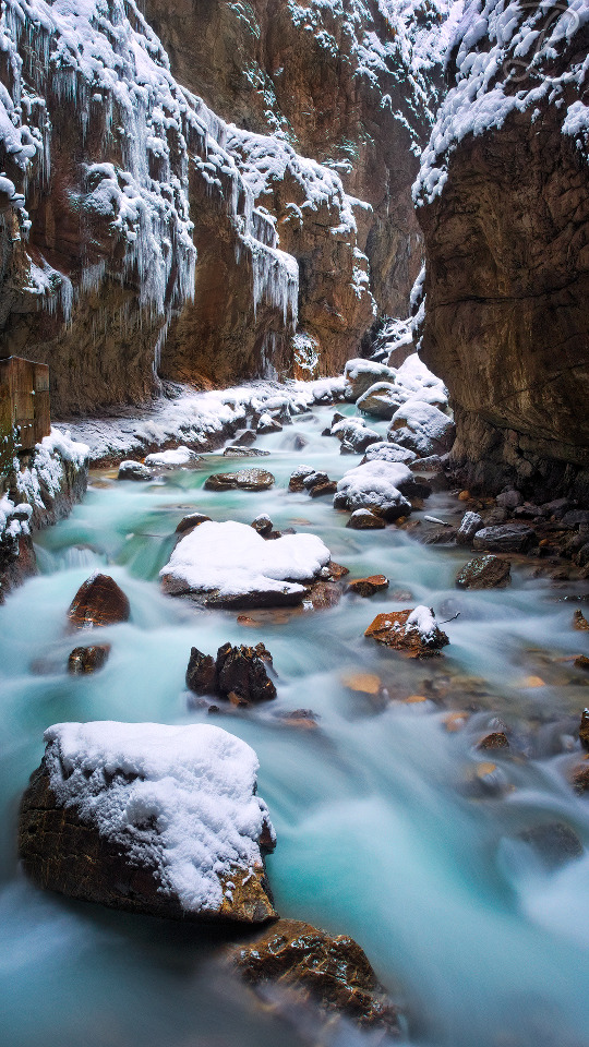 Icecold Stream by da-phil