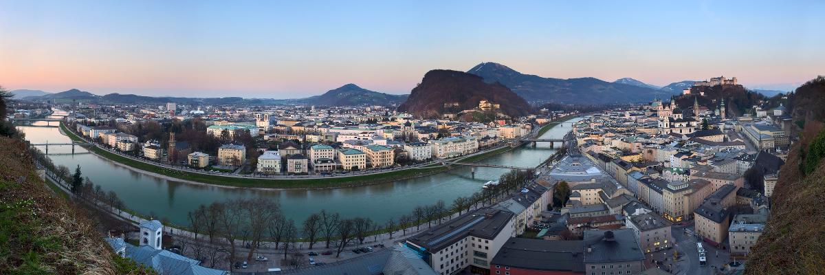 Salzburg City by da-phil