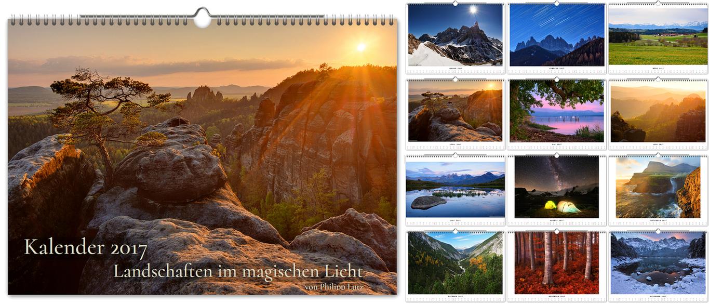 Calendar 2017 by da-phil