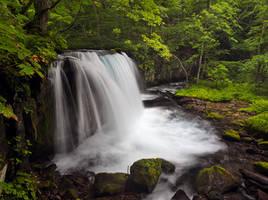 Fairytale Waterfall by da-phil