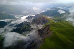 Gloomy Alps by da-phil