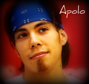 Apolo Anton Ohno by muffins-r-us