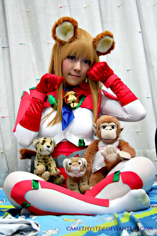 cuties cosplay planet Cat
