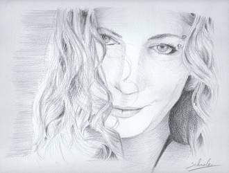 A portrait by Schade88
